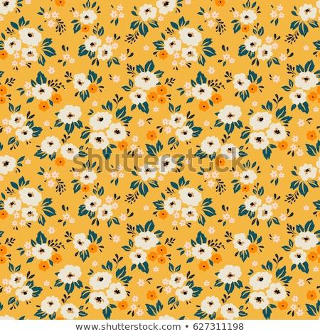 Floral endless pattern Stock photo © orson