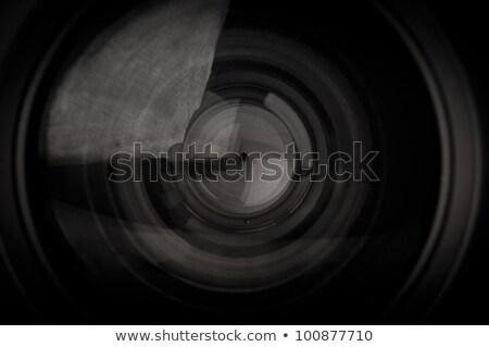 photo lens closeup Stock photo © prill