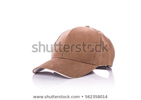 ラップ 帽子 孤立した 太陽 スポーツ ストックフォト © shutswis