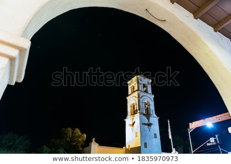 Oficina de correos torre centro de la ciudad edificio ciudad edificios Foto stock © hlehnerer