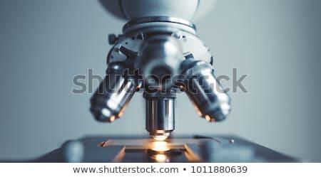 Primer plano química laboratorio médico tecnología Foto stock © wavebreak_media
