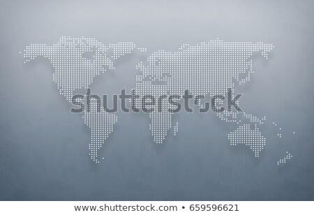 południe · ameryka · Łacińska · Afryki · planety · komunikacji - zdjęcia stock © fenton