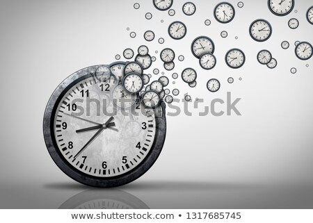 losing time stock photo © lightsource