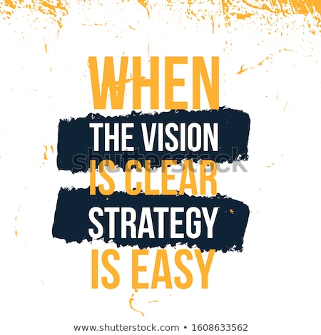 Clear Vision Leadership Stock photo © Lightsource