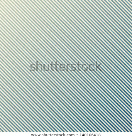 Blue color abstract diagonal lines pattern background. Stock photo © latent