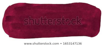 Véres vízfesték foltok eps 10 absztrakt Stock fotó © HelenStock