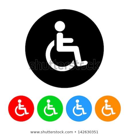Czerwony handicap podpisania lotniska Hongkong Zdjęcia stock © tangducminh