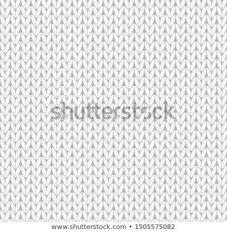 de · punto · tejido · textura · moda · resumen · fondo - foto stock © nito