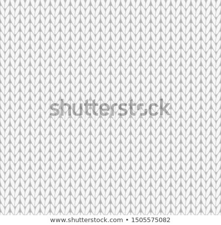textura · de · punto · tejido · resumen · ropa · textiles - foto stock © nito