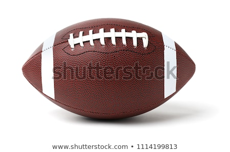 ballon · de · rugby · prêt · placement · sport · football · cuir - photo stock © ozaiachin