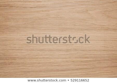 Legno rovere texture bianco muro sfondo Foto d'archivio © -Baks-
