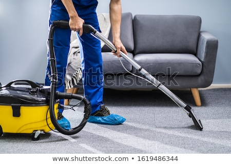Professional Rug Cleaner Stock photo © cteconsulting