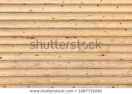 wooden blockhouse Stock photo © Nekiy