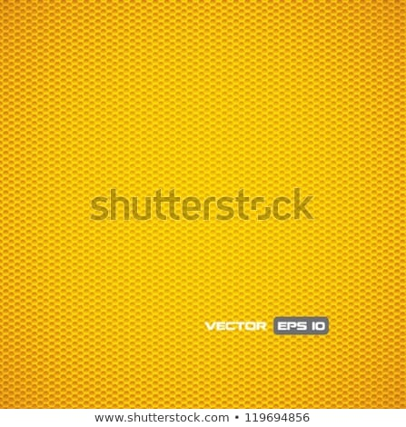 Yellow metal grille Stock photo © Oakozhan