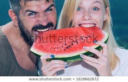 Sensuous Couple Stock photo © fouroaks