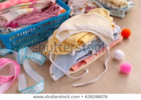 Children's fleece cap. Stock photo © RuslanOmega