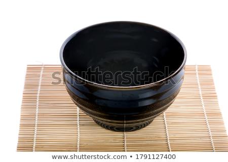 домашний · йогурт · Ингредиенты · черный · лет · таблице - Сток-фото © mady70