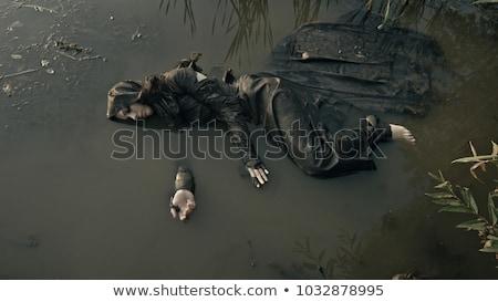 Сток-фото: Scary · голод · молодые · Sexy · Октоберфест · женщину
