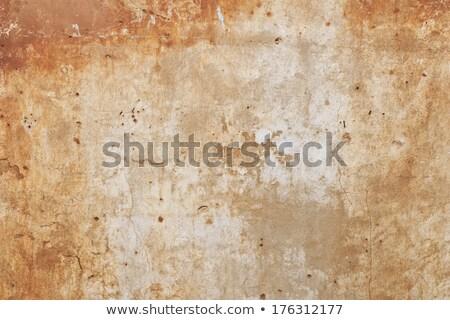 Zielone ściany naprawy tle szorstki Zdjęcia stock © romvo