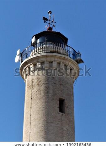 Canet Lighthouse Stock photo © benkrut
