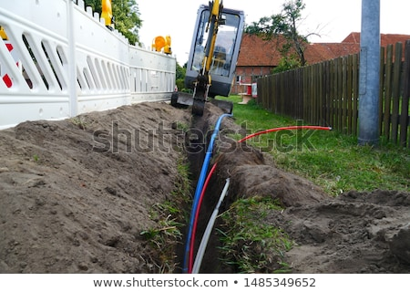 Lif optik kablo arka plan telefon cam Stok fotoğraf © artush