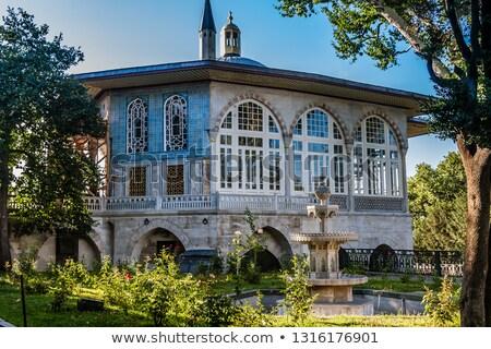 внешний Багдад дворец Стамбуле подробность Турция Сток-фото © boggy