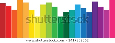 Multi color rainbow spectrum Stock photo © ia_64