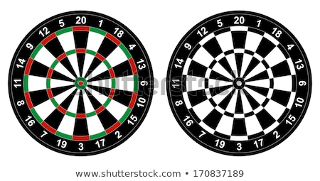 Foto stock: Dart Board