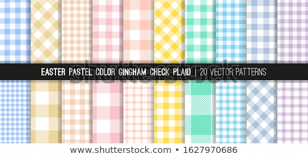 Purple textile gingham background Stock photo © leeser