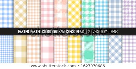 masa · örtüsü · tekstil · tahta · doku · dizayn · mutfak - stok fotoğraf © leeser