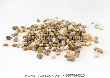 tarka · kövek · öreg · levelek · építkezés · absztrakt - stock fotó © latent