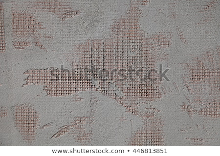 concreto · parede · abstrato · quebrado - foto stock © h2o