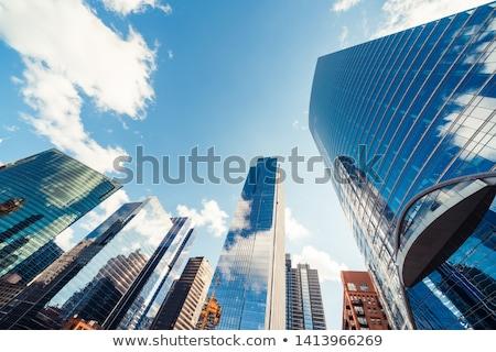 edifício · comércio · construção · edifícios · mapa · do · mundo · escritório - foto stock © xedos45