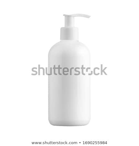 sabão · higiene · pessoal · isolado · branco · beleza · pele - foto stock © ozaiachin
