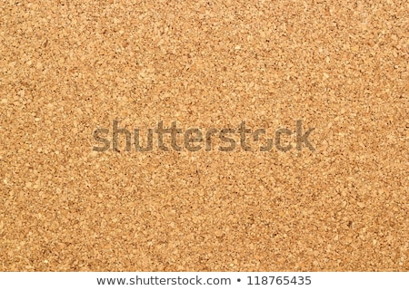 Kurk boord houten frame geïsoleerd witte business Stockfoto © taviphoto