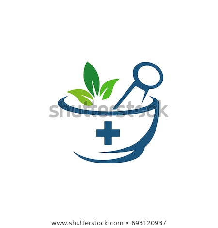 Mortar and Pestle stock photo © sidewaysdesign