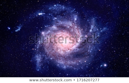 saturn in space stock photo © ankarb