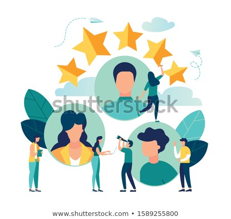 the best job colour stock photo © marinini