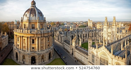 Oxford University's  All Souls College  Stock photo © Snapshot