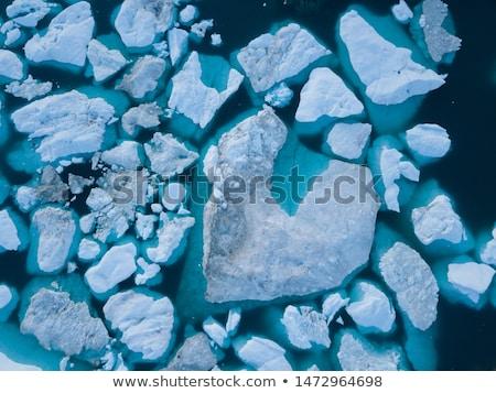 Iceberg in Ilulissat Stock photo © Imagix