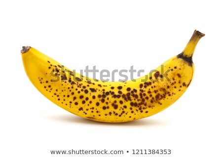 Stock photo: ripe bananas