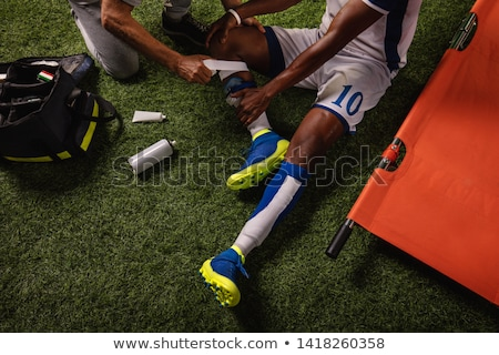 doctor providing first aid stock photo © kirill_m