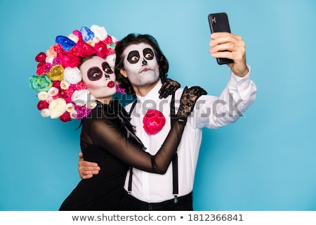 Day of The Dead Love Stock photo © songbird