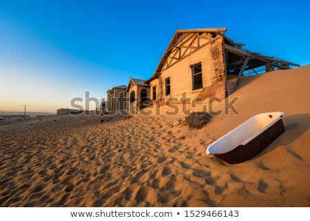Kolmanskop Stock photo © dirkr