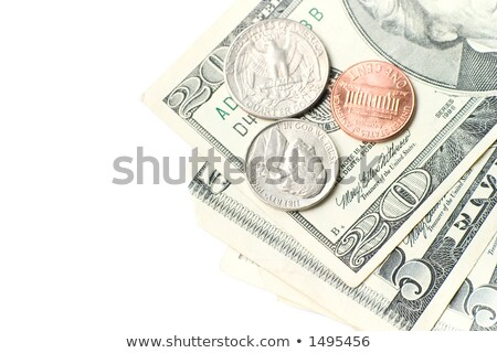 Fife dollar bills Stock photo © vanessavr