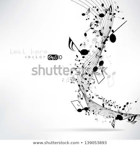 grunge style music background Stock photo © Pinnacleanimates