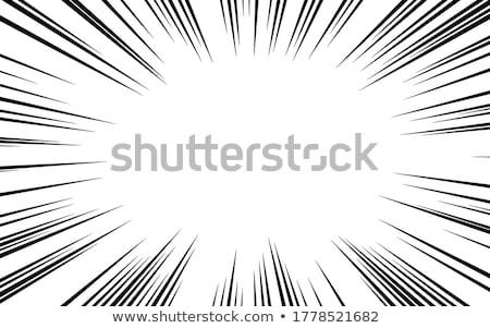 акцент несчастный вектора девушки Сток-фото © meltem