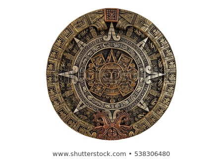 Mayan calendar Stock photo © Niciak