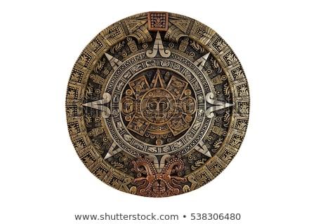 Mayan calendar Stock photo © Niciak