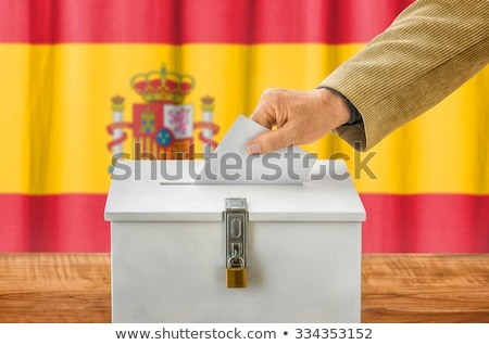 Elections in Spain. Stock photo © asturianu